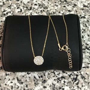 CZ Circle New Necklace